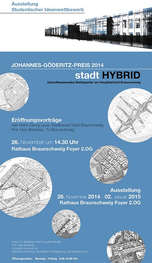 Ausstellung Johannes-Göderitz-Preis 2014