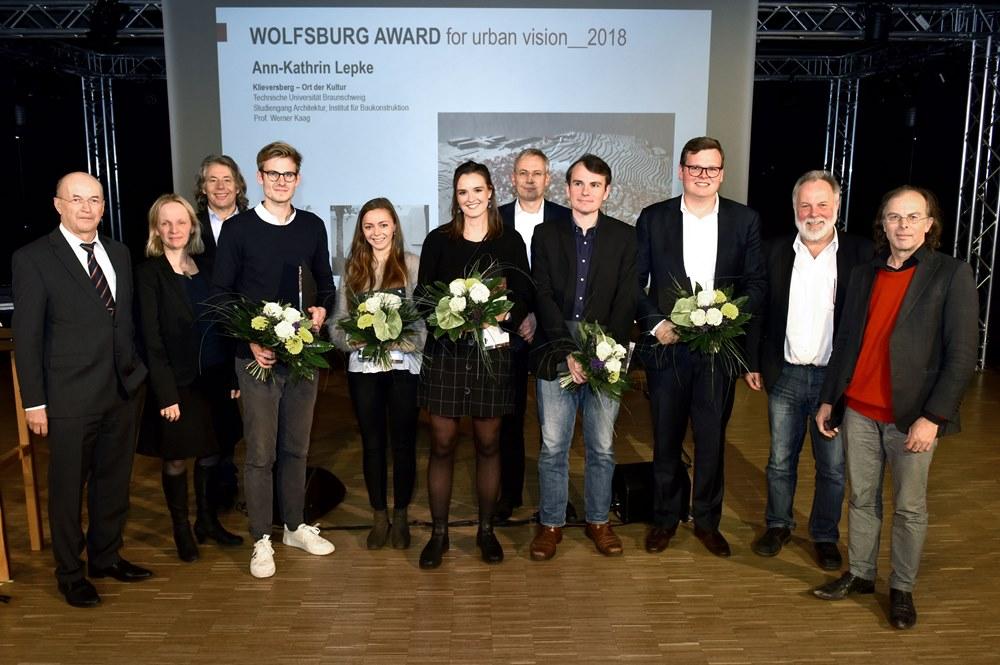 Anerkennung beim Wolfsburg Award für Theresa Bublitz