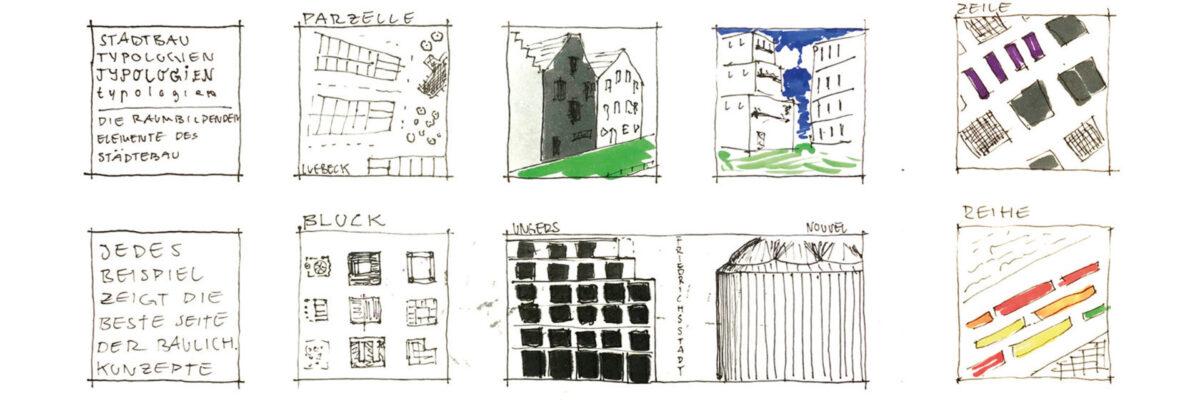 Grundlagen Städtebauliches Entwerfen – Zoom in the city