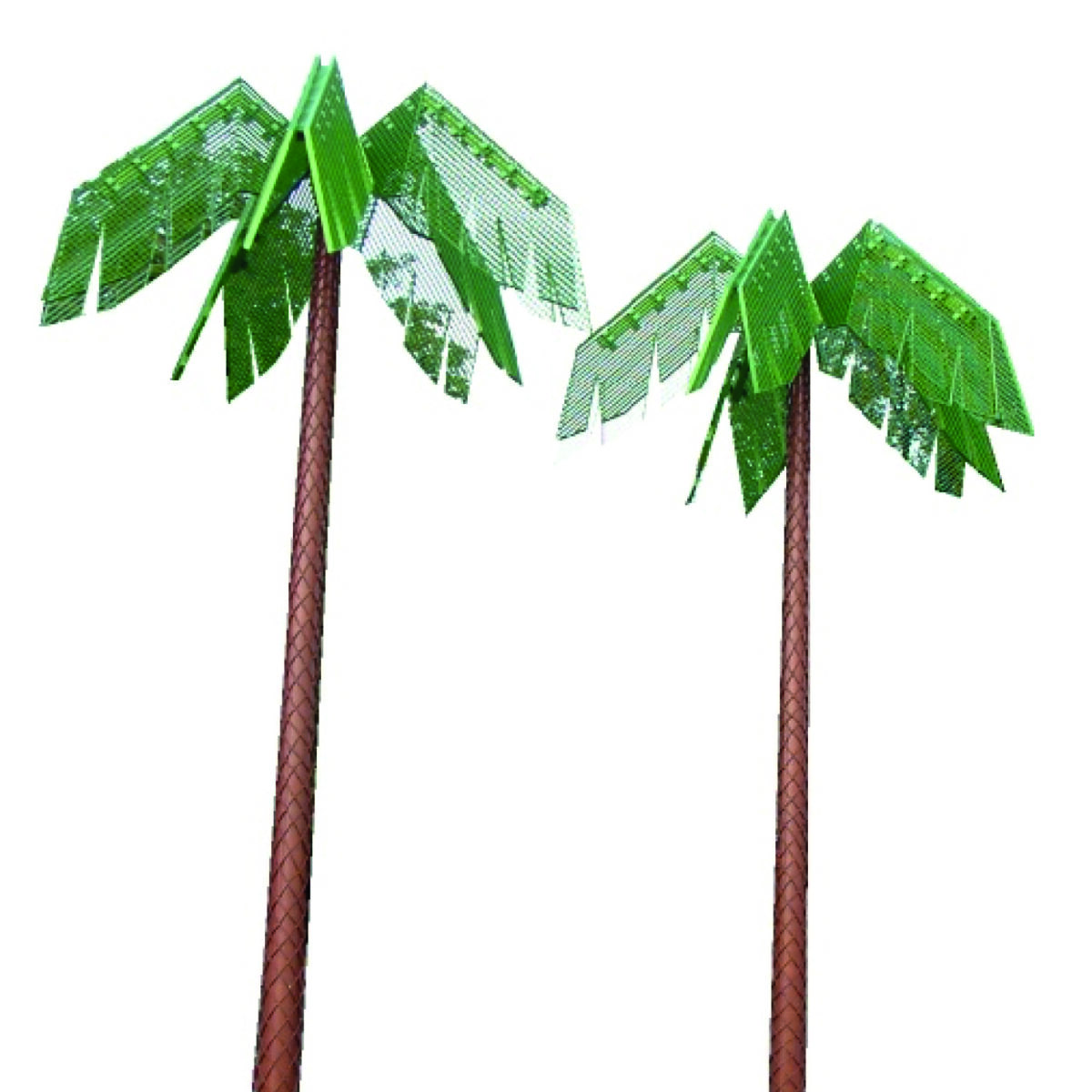 Stegreif – Palmen aus Plastik